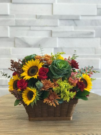 Golden Day Arrangement