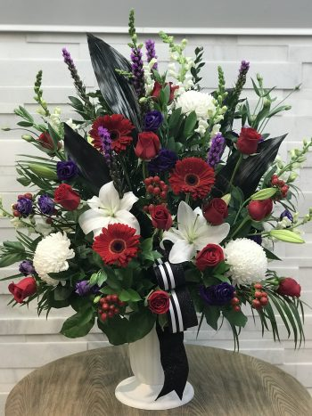 Divine Elegance Tribute, Sympathy, Funeral Flowers