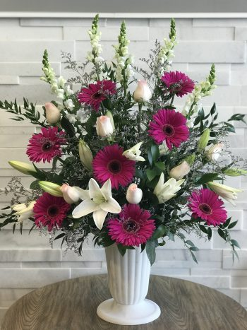 Heavenly Grace Tribute, Sympathy flowers