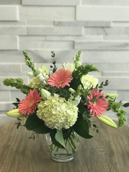 Timeless Floral Arrangement