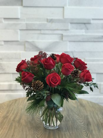 Forever Mine, Christmas Arrangement